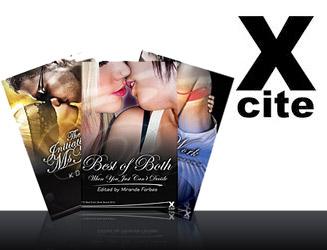 Xcite Books sexy erotic fiction