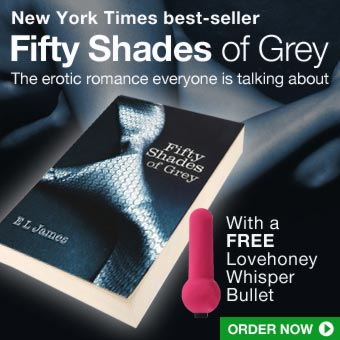 Fifty Shades & Free Vibrator!