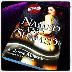 Named and Shamed - Janine Ashbless