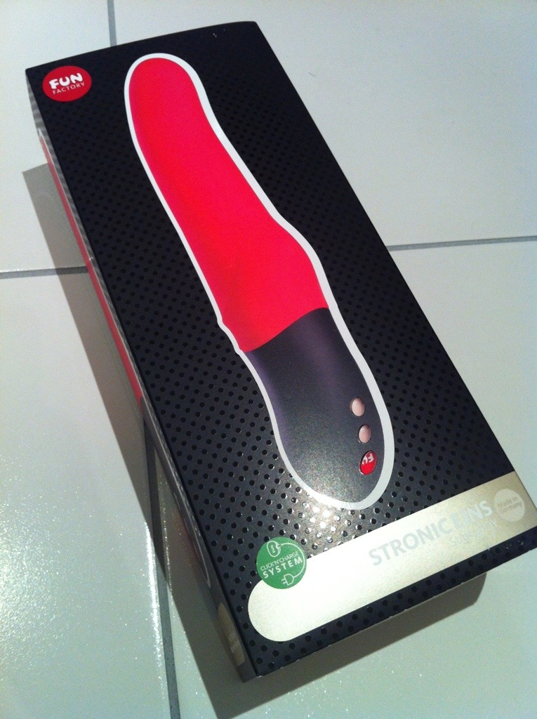 Fun Factory Pulsator Stronic Eins Powerful Thrusting Vibrator
