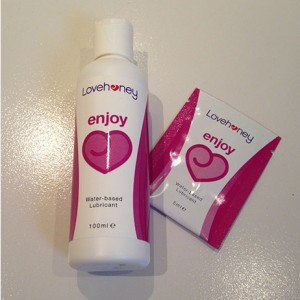 Lovehoney Enjoy Water-Based Lubricant 100ml