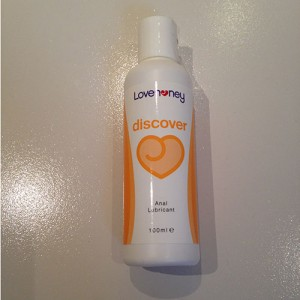 Lovehoney Discover Anal Lubricant 100ml