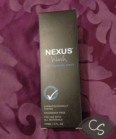 Nexus Wash Toy Cleaning Spray Review