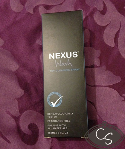 Nexus Sex Toy Cleaner