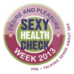Sexy Health Check Week from Desire and Pleasure