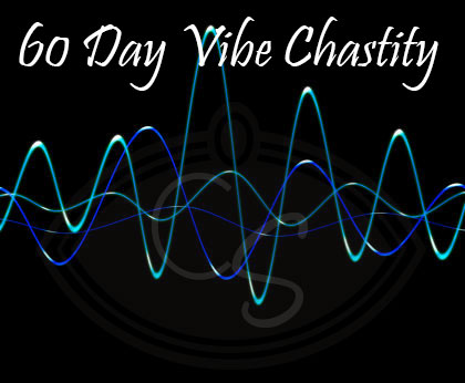 60 Day Vibe Chastity Challenge Sex Toy Dependence to Manual Orgasm