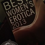Best Women's Erotica 2013 - Cleis Press & Violet Blue