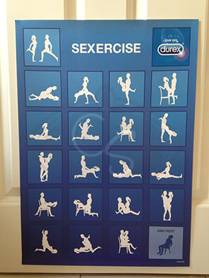 Sexercise poster