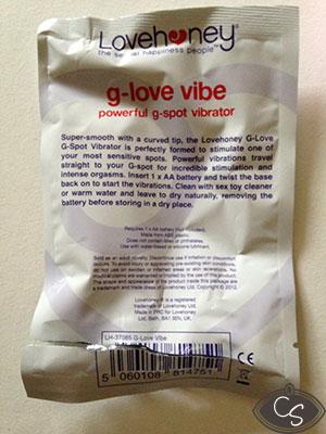 Lovehoney Powerful Mini G-Spot Vibrator