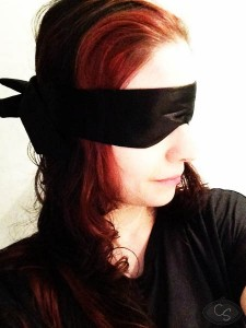 LELO INTIMA Blindfold Review by Cara Sutra