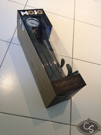 MOJO Momentum Penis Pump Enlarger Review