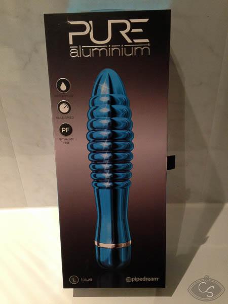 Pipedream Pure Aluminium vibrator review