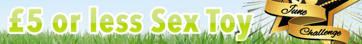 Sex Toys for less than £5 Challenge