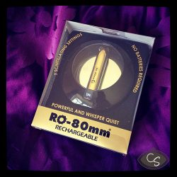 Rocks Off Rechargeable RO-80 Bullet Vibrator Review