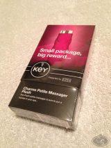 Jopen Key Charms Petite Silicone Bullet Vibrator Review