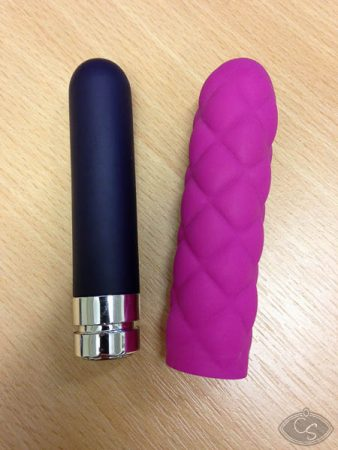 Jopen Key Charms Petite Silicone Bullet Vibrator Review