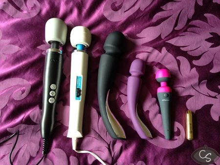Big Guide To Magic Wand Vibrators and Our Magic Wand Vibrator Reviews