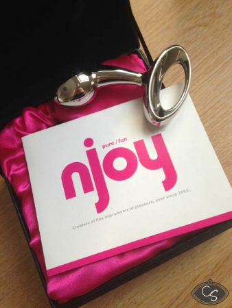Njoy Pure Plug Small Stainless Steel Butt Plug Review