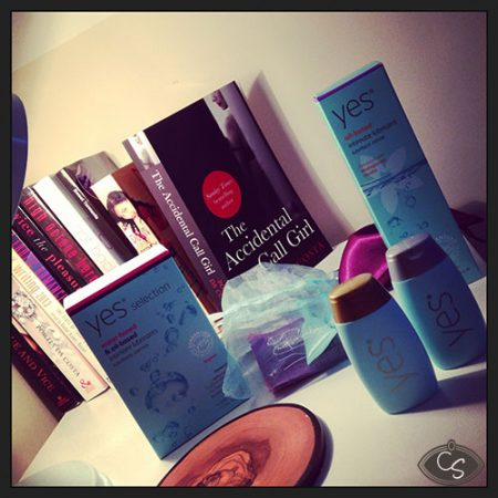 YES Madagascan Vanilla Scented Oil Based Lube Review