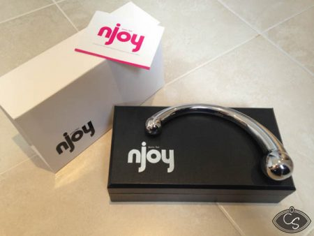 Njoy Pure Wand Stainless Steel Dildo Review