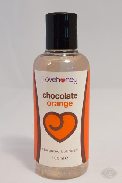Lovehoney Chocolate Orange Flavoured Sex Lubricant Review