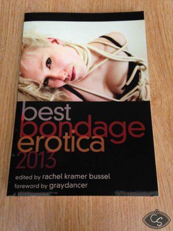 Best Bondage Erotica 2013 by Rachel Kramer Bussel Review