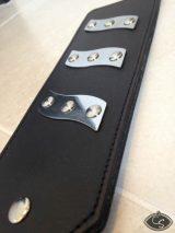 ElectraStim Bi-Polar ElectraPaddle Leather Spanking Paddle