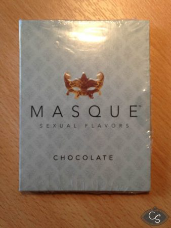 Masque Oral Sex Flavour Enhancing Strips Review Chocolate Flavour