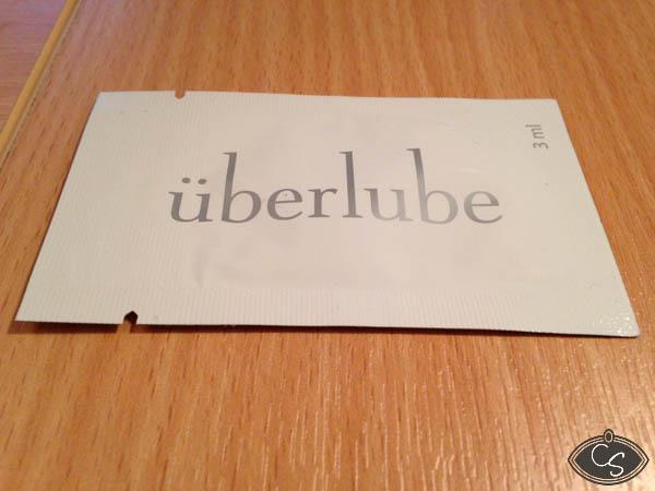 Uberlube Free Sample Sachet