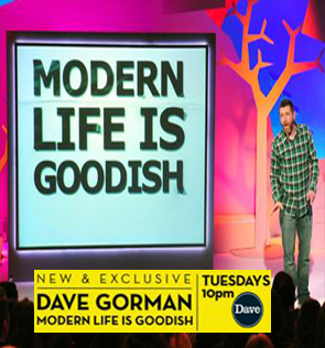 dave gorman modern life is goodish talks sex toys vibrators