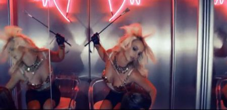 Britney Spears Work Bitch Sweet Sting Official Fifty Shades of Grey Riding Crop