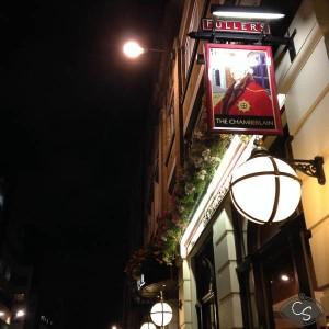 Chamberlain Hotel, London