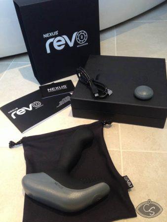 Nexus Revo 2 Prostate Massager Second Edition Review