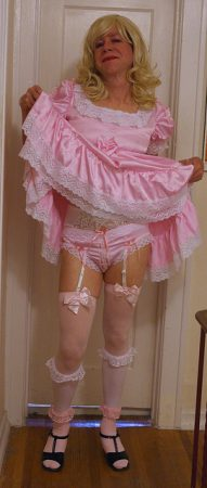 sissy maid submissive photograph & blog post