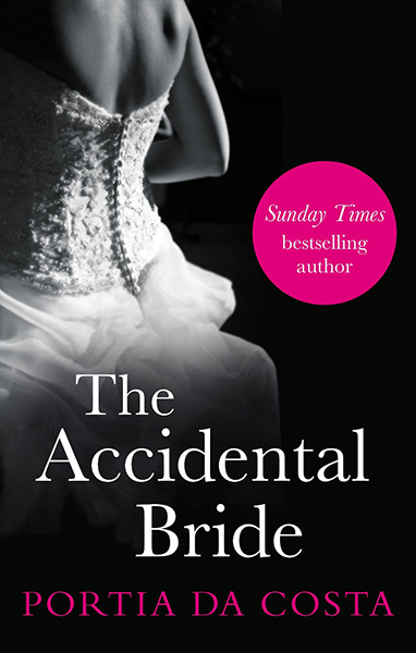 accidental bride new erotic book - portia da costa