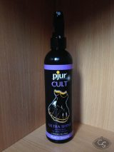 Pjur Cult Ultra Shine Latex Shiner Spray Review