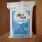 Pjur Med Clean Intimate Cleaning Wipes Review