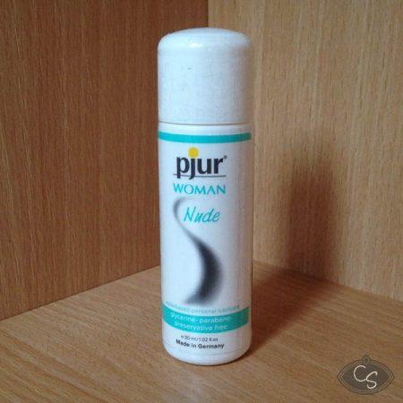 Pjur Woman Nude Water Based Lube Review