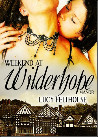 weekend at wilderhope manor erotic sexy story by Lucy Felthouse