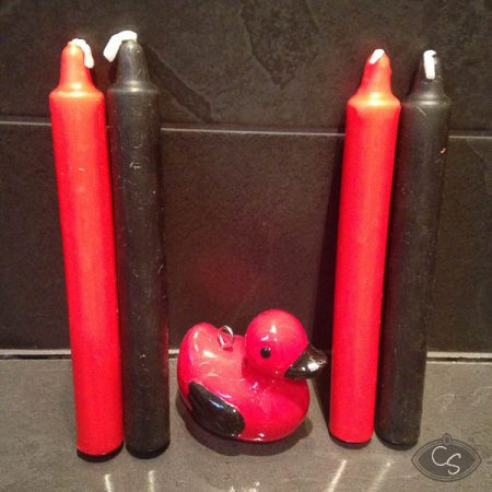 UberKinky Wax Play Candle Pack Review