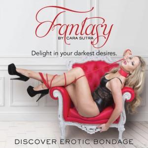 Fantasy by Cara Sutra bondage kit