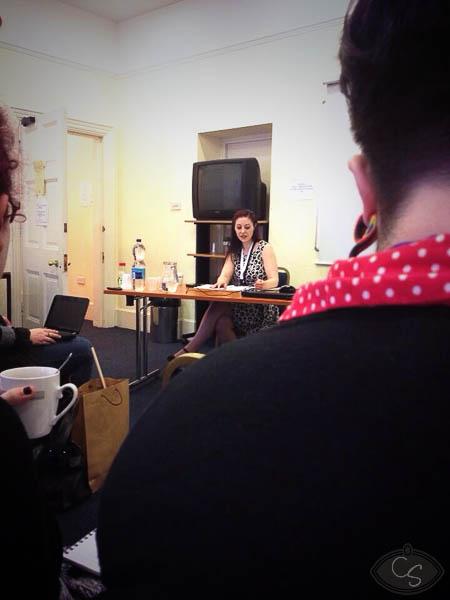 cara sutra's talk at eroticon 2014