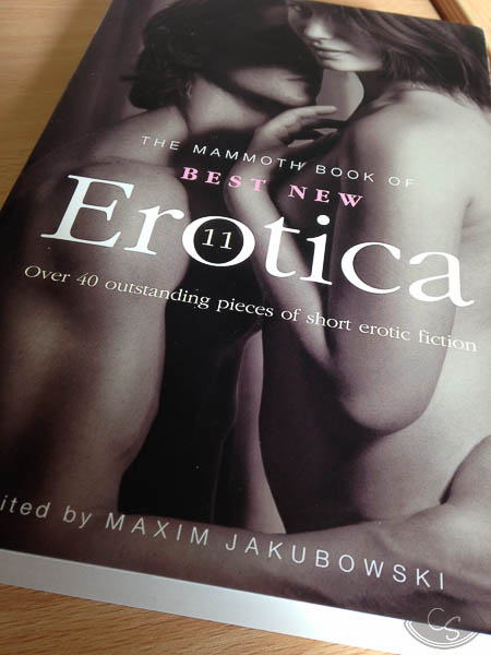 The Mamother Book of Best New Erotica 11 Maxim Jakubowski erotic book review