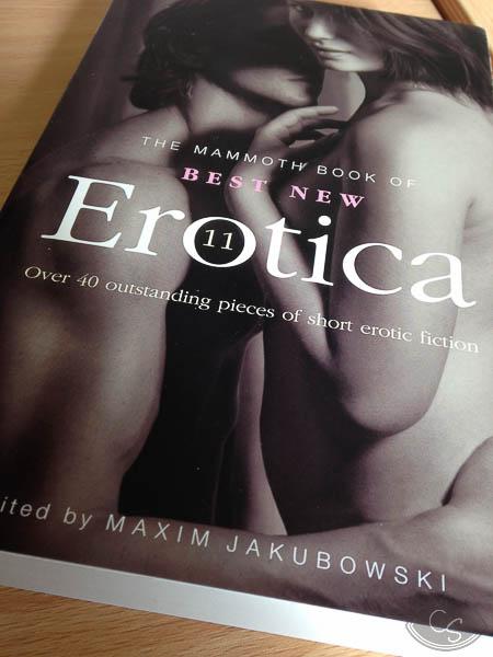 The Mamother Book of Best New Erotica 11 Maxim Jakubowski erotic book review