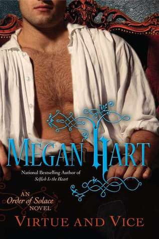 Virtue and Vice by Megan Hart Pleasure Panel Cara Sutra Book Review