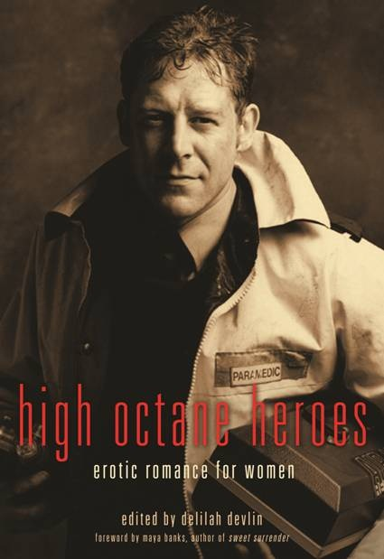 High Octane Heroes by Delilah Devlin Review