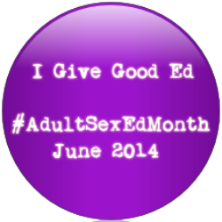 Adult Sex Ed Month 2014 Cara Sutra Sponsor