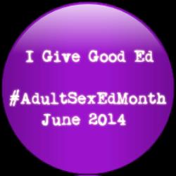 adult sex ed month June 2014 cara sutra sponsor