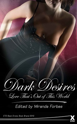 Xcite Books Dark Desires Miranda Forbes review