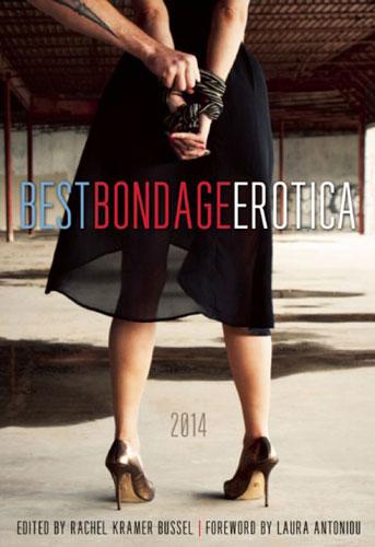 best bondage erotica 2014 edited by rachel kramer bussel erotic book review